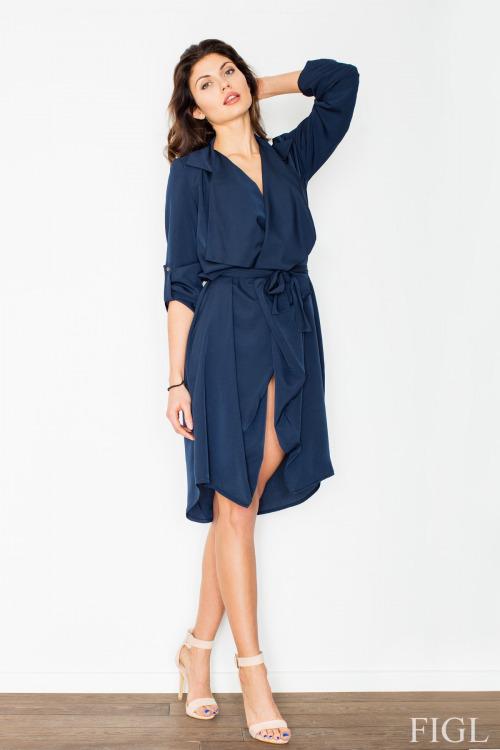 Šaty jako plášť, lehký letní plášť FIGL
