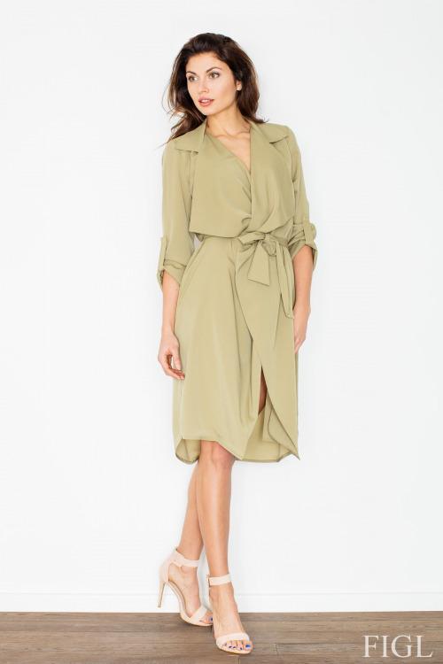 Šaty jako plášť, lehký letní plášť FIGL (vel.XL/42 skladem)