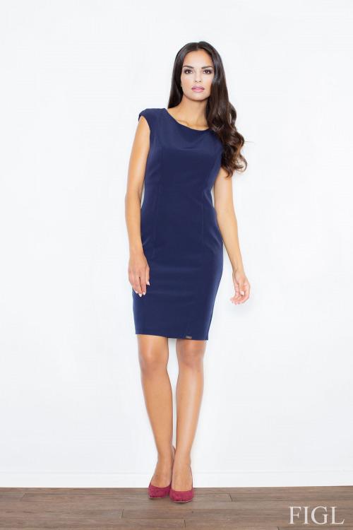 Pouzdrové šaty FIGL (vel.S/36, XL/42 skladem)