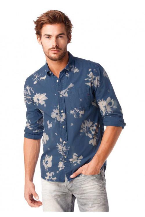 REPLAY značková pánská košile, pánské košile levně (vel.M skladem)