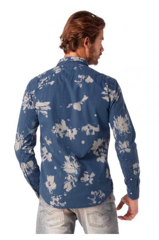 M skladem) · REPLAY značková pánská košile f21764866e