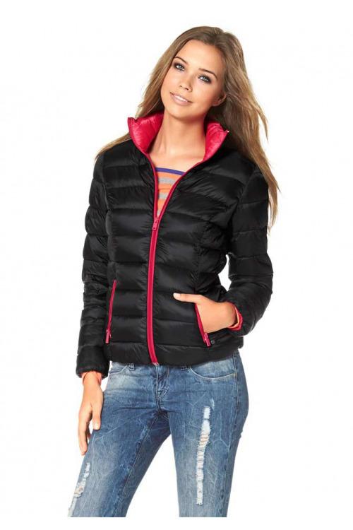 Dívčí bunda, zimní bunda AJC pro mladé (vel.42 skladem)