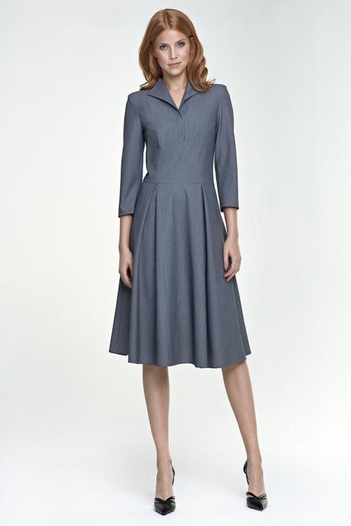 Šaty NIFE, elegantní móda do práce, do kanceláře nebo na schůzku