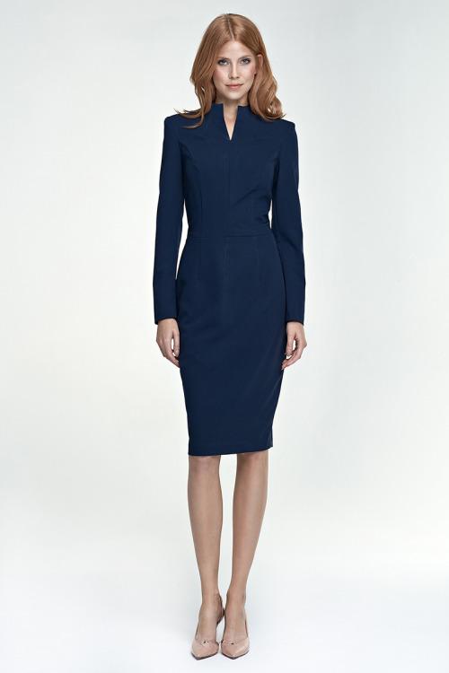 Pouzdrové šaty NIFE, kolekce podzim/zima
