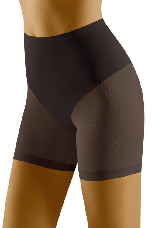 Stahovací kalhotky Relaxa černé - černá (vel.S skladem)