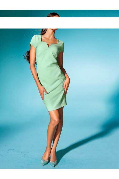 Pouzdrové šaty S. Madan (vel.36 skladem)
