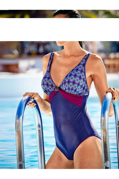 Jednodílné plavky, slevy plavek, plavky HEINE