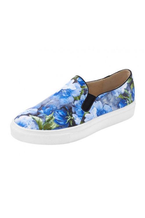 Dámské pohodlné boty slipper