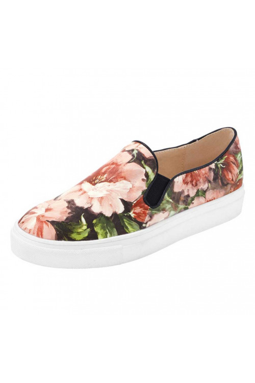 Dámské pohodlné boty slipper (vel.41 skladem)