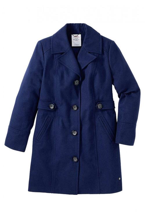 S.Oliver, krátký modrý kabát (vel.40 skladem)