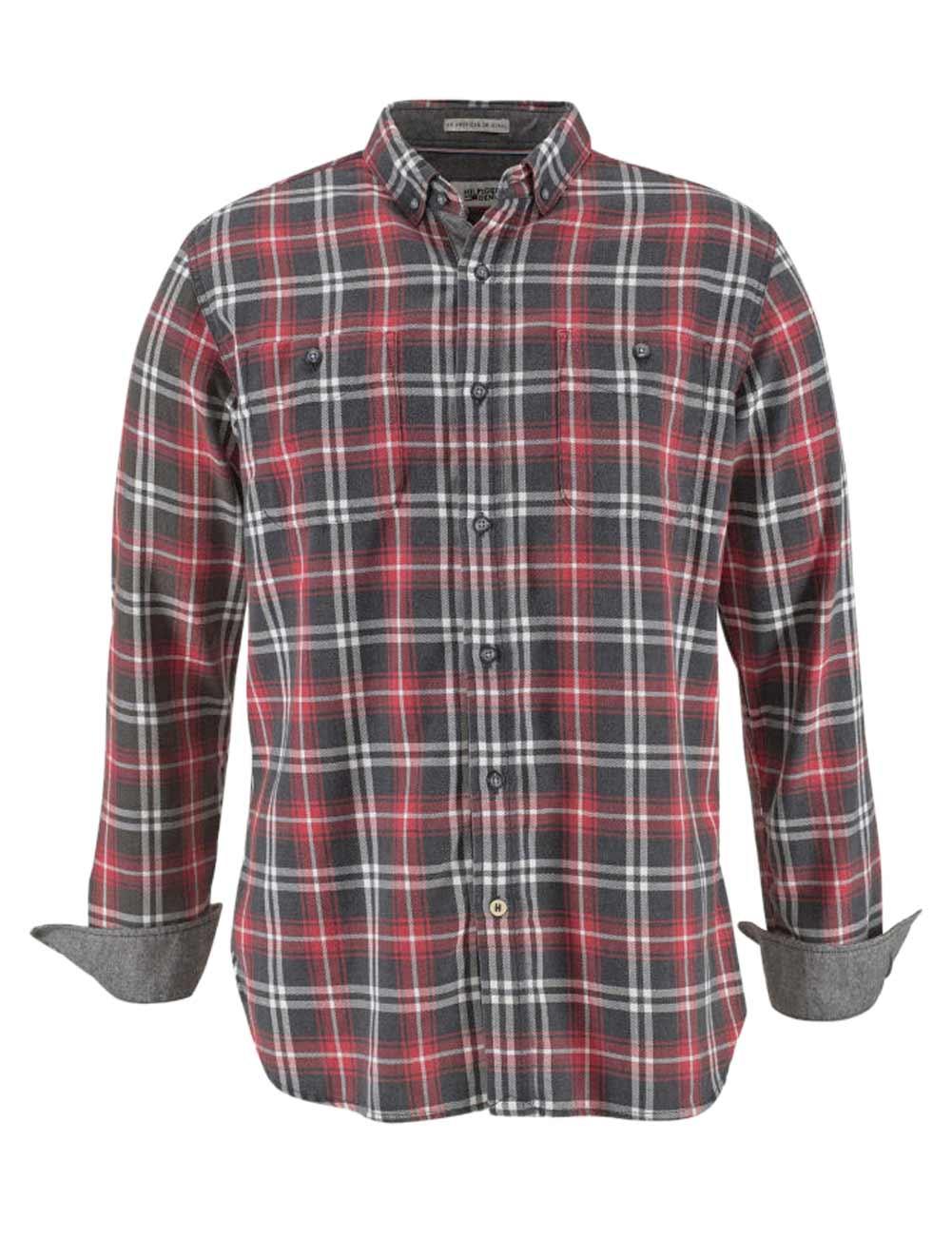Skladem Pánská značková kostkovaná košile TOMMY HILFIGER (vel.XXL skladem) 4a5280d561