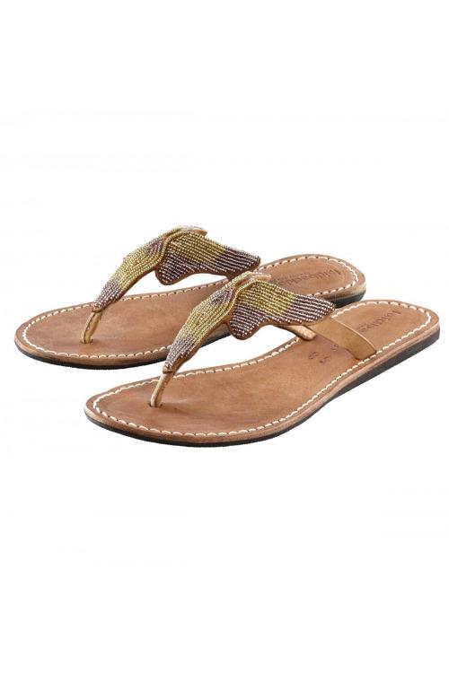 Značkové letní sandálky Laidback London