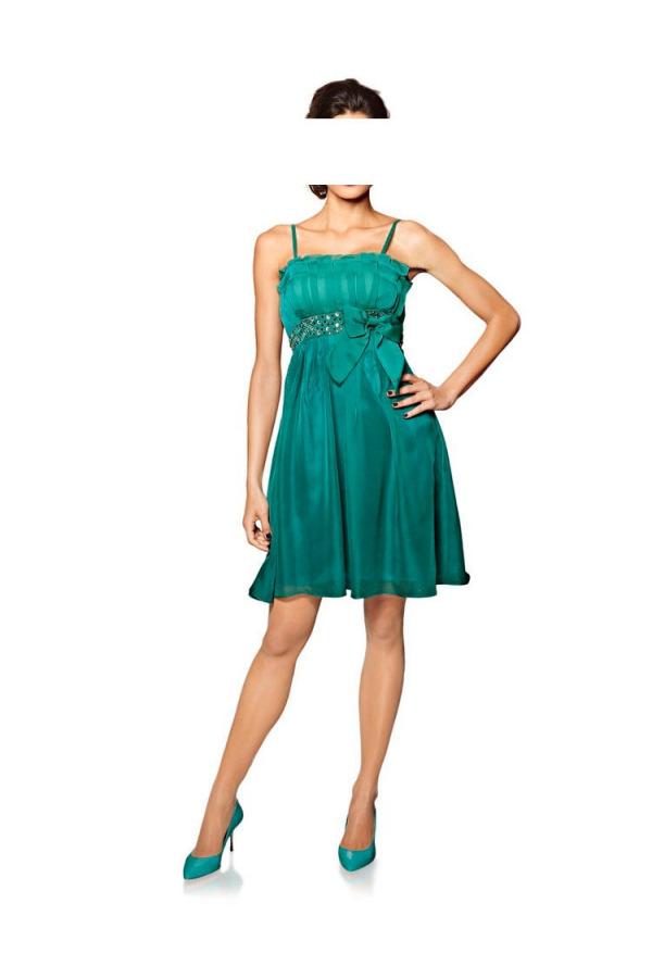 Skladem Koktejlové šaty Ashley Brooke Event (vel.48 skladem) 104836e870