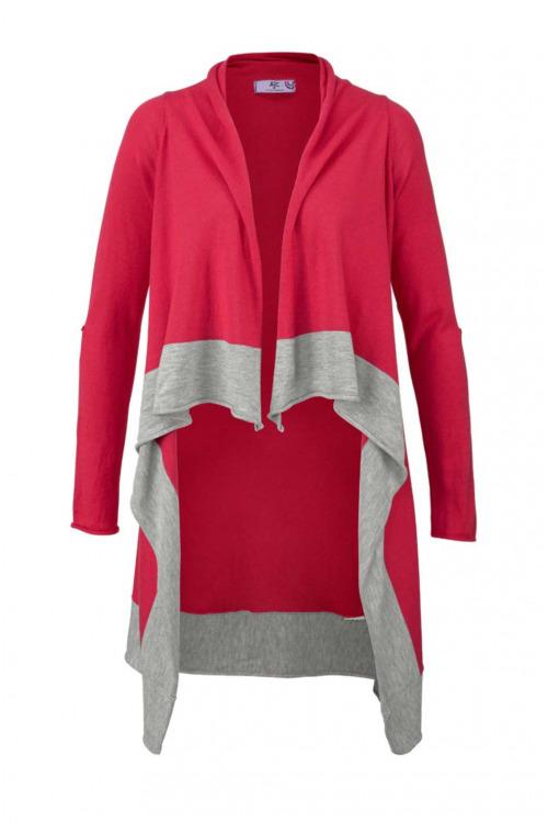 Pletený svetr, pletený pláštík AJC