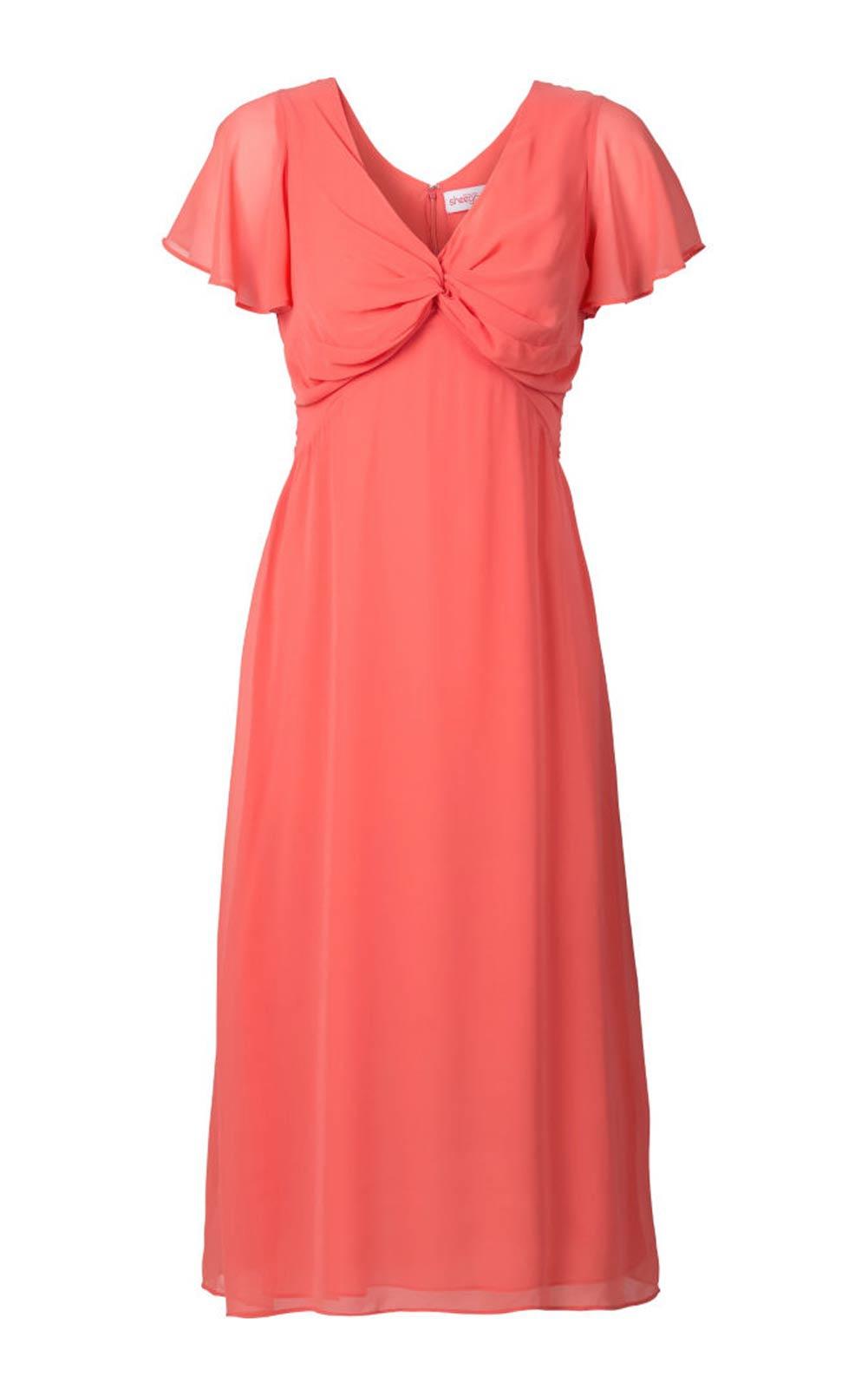 Šaty SHEEGO, koktejlové šaty (vel.48,50 skladem)