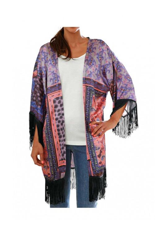 Lehké kimono, PATRIZIA DINI (vel.40 skladem)