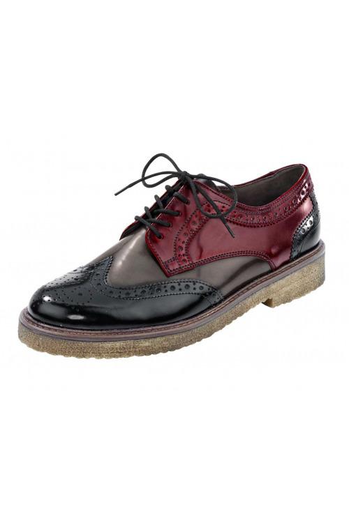 Dámské šněrovací boty, obuv na zavazování GABOR