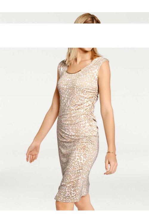 d297254982c Návrhářské šaty Rick Cardona (vel.46 skladem)