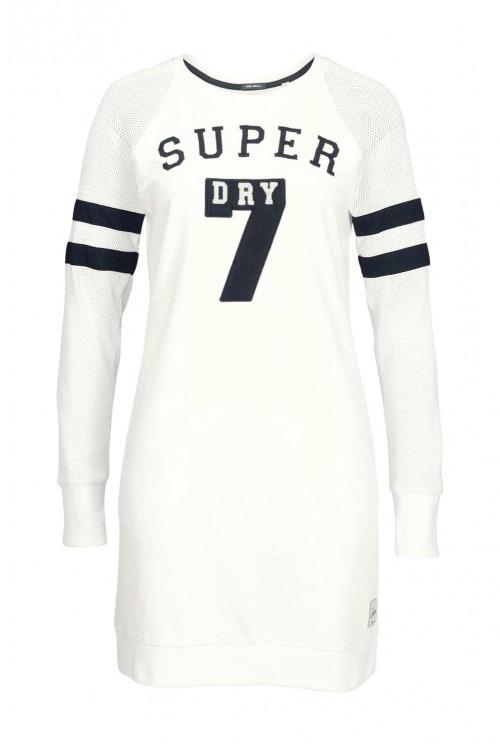 Teplákové šaty SUPERDRY (vel.XL skladem)