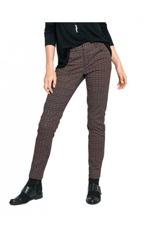 Dámské kalhoty levně, kalhoty s potiskem, Rick Cardona