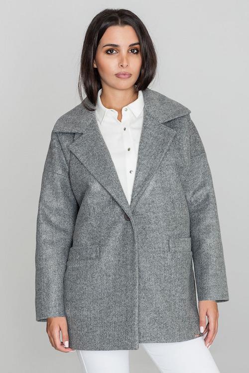 c3a7885608b6 Krátký kabát FIGL