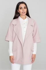 Krátký dámský kabát FIGL