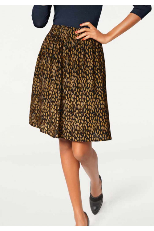 Zeštíhlující sukně Ashley Brooke