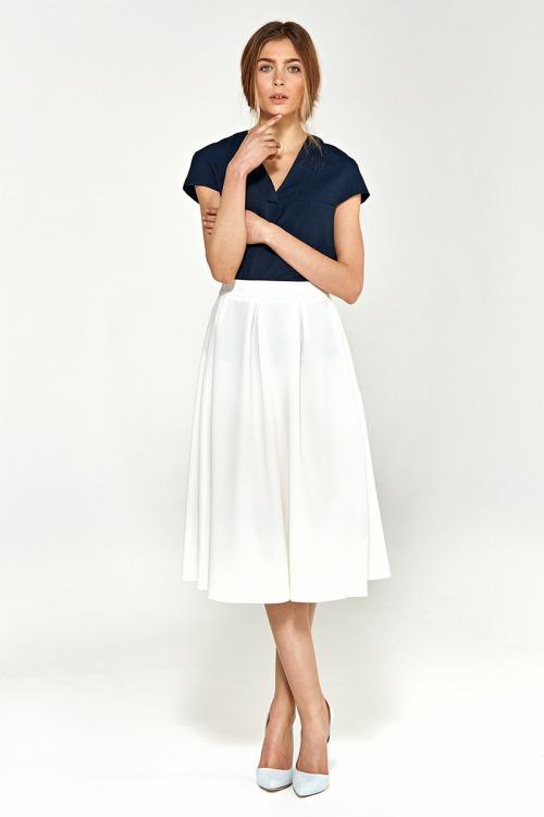Midi sukně Nife