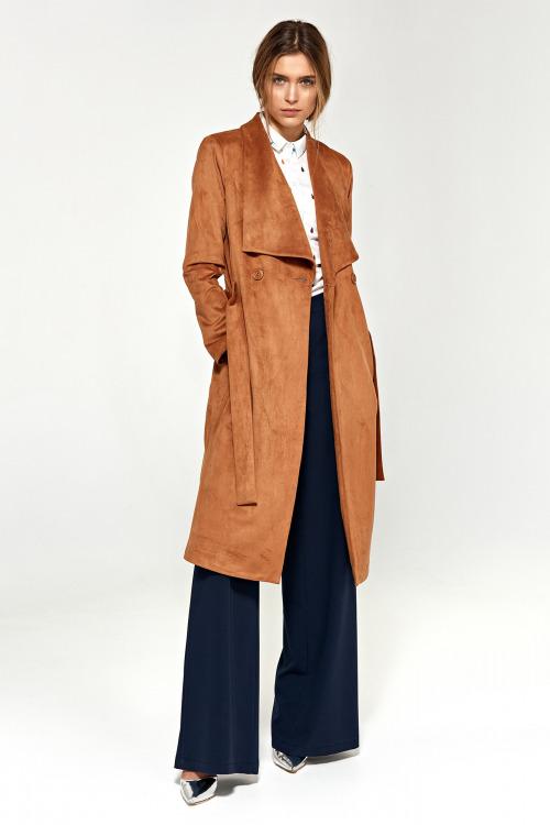 af3f95099373 Dlouhý dámský kabát
