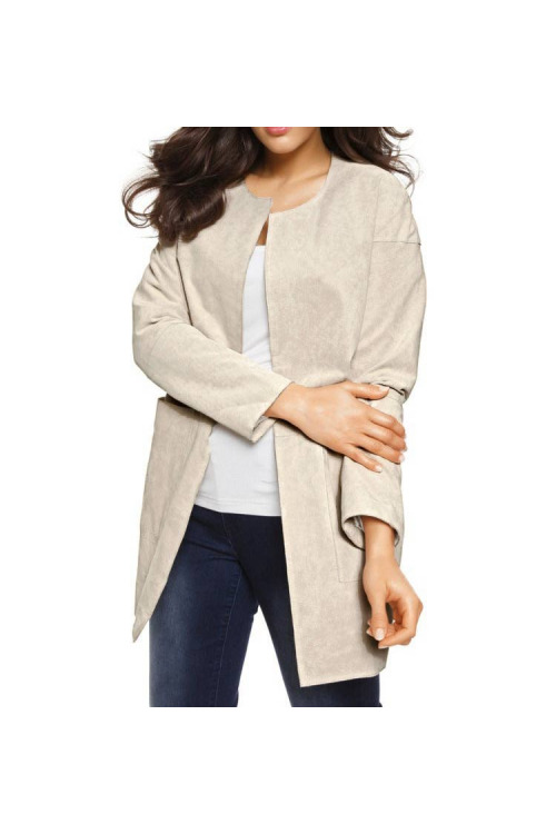 Světlý kožený kabátek, HEINE