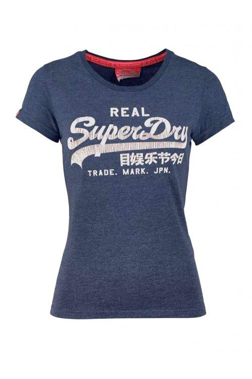 Superdry, dámské značkové tričko levně (vel.L skladem)
