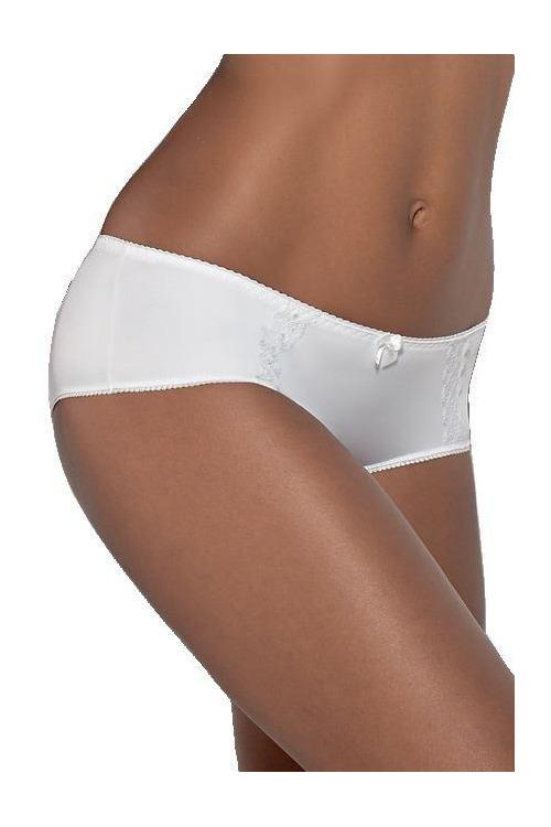 Dámské bokové kalhotky Oprah bílé
