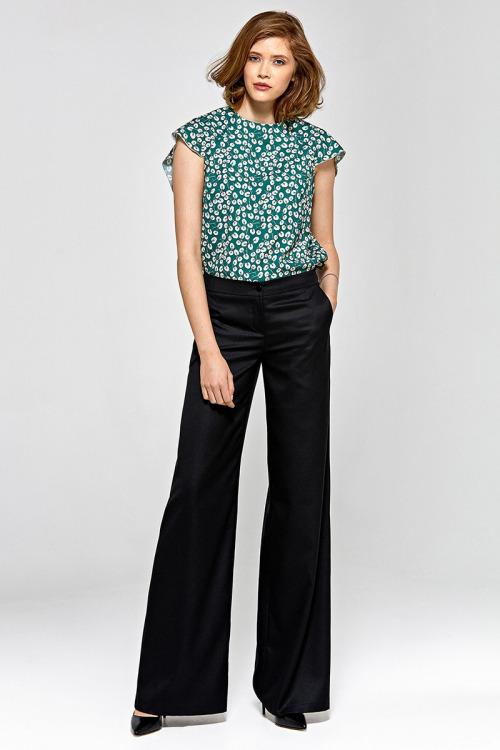 Široké dámské kalhoty, COLETT