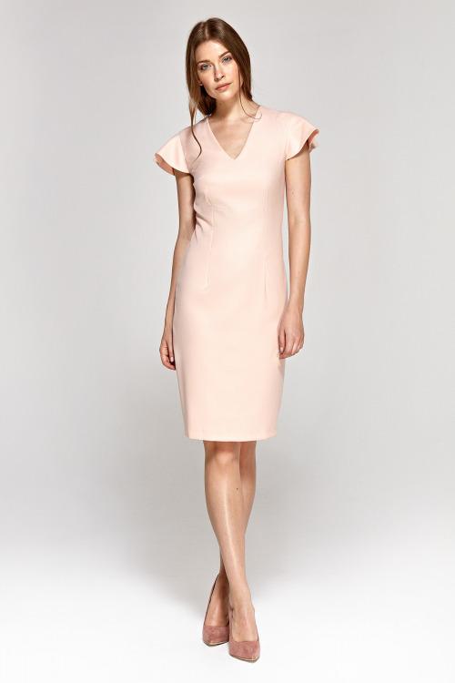 Elegantní pouzdrové šaty NIFE