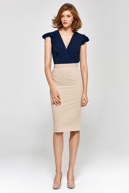 Úzká pouzdrová dámská sukně Nife
