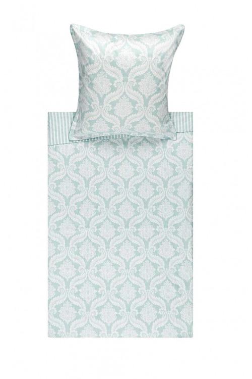 Luxusní ložní povlečení Laura Ashley, Tetbury ložní souprava bavlněný mako satén (1 ks skladem)