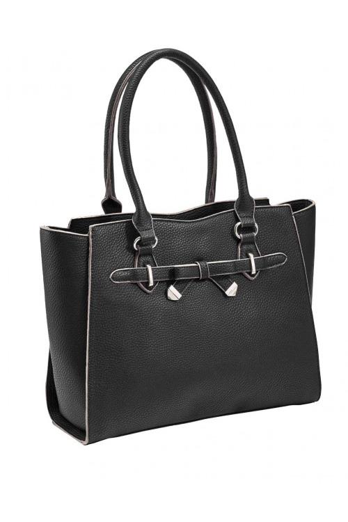 Collezione Alessandro, černá dámská taška