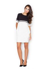 Sportovní elegance, šaty FIGL s kapsami (vel.M/38, XL/42 skladem)