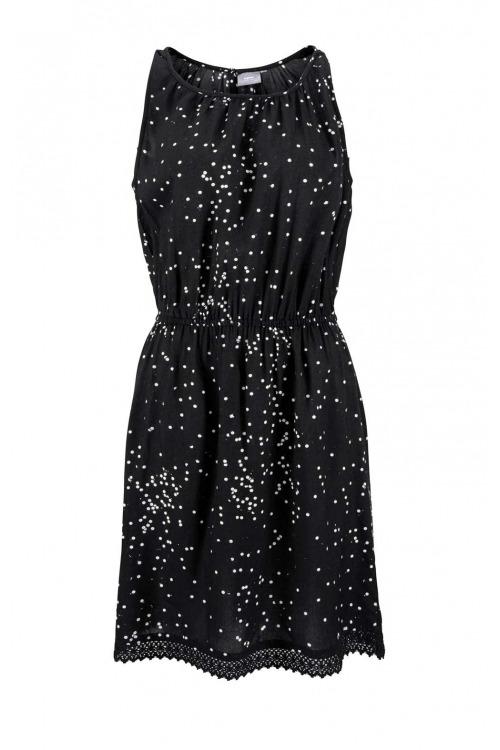 Černobílé šaty, b.young