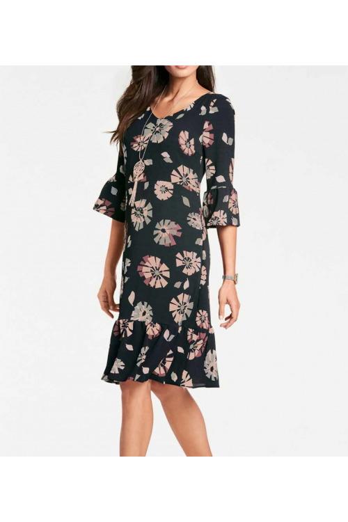Volánové šaty, Ashley Brooke