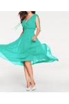 Šaty Ashley Brooke, žoržetové šaty