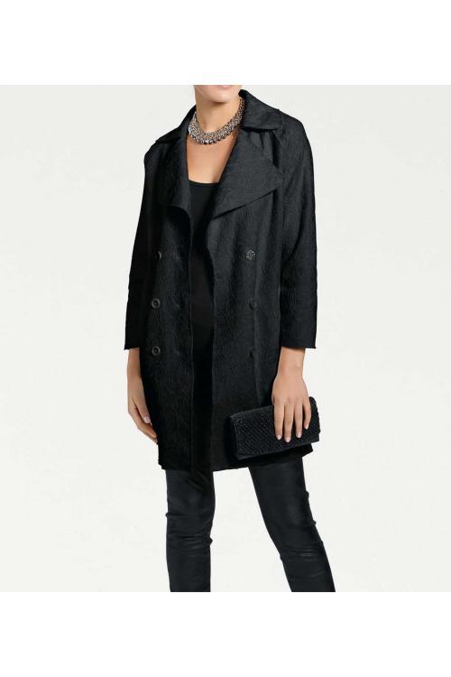 Černý krajkový kabátek, Ashley Brooke