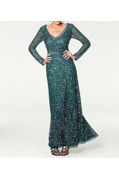 Dlouhé večerní šaty, dlouhé plesové šaty, Ashley Brooke