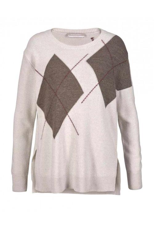 Stefanel, dámský značkový vlněný svetr