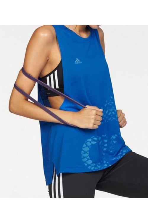 Sportovní dámský top ADIDAS s technologií climacool
