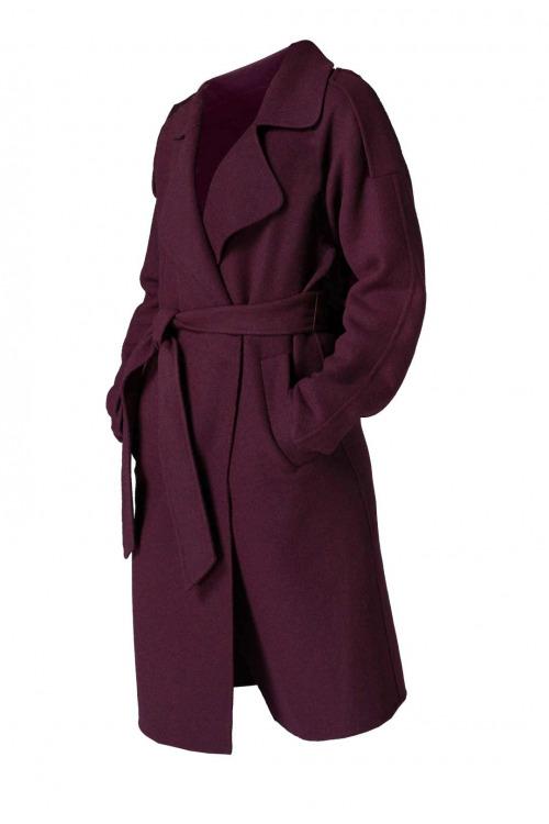 Dámský vlněný zimní oversize kabát, Guido Maria Kretschmer
