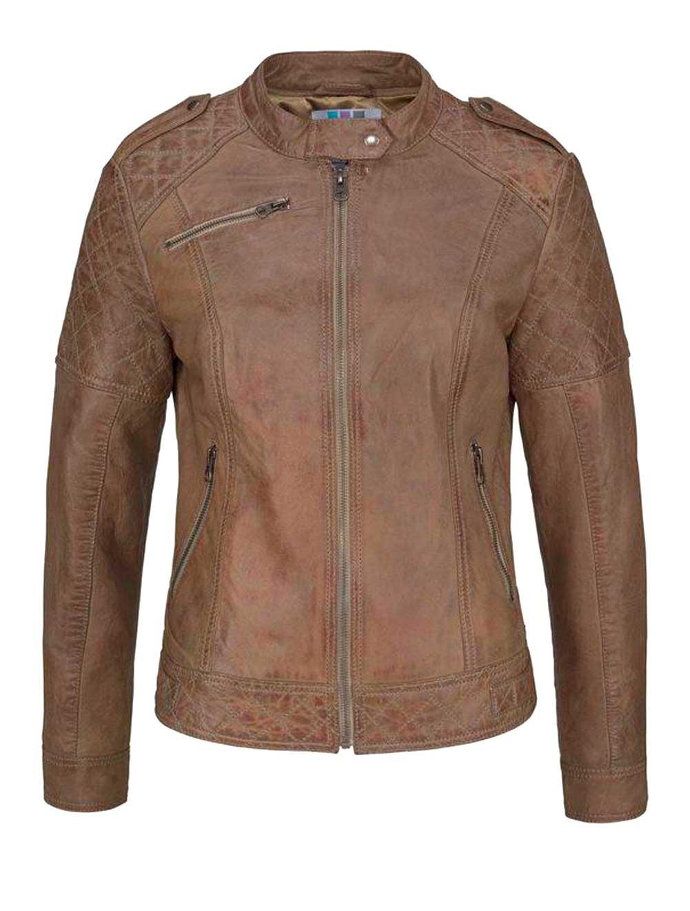Kožená bunda 1480962a71