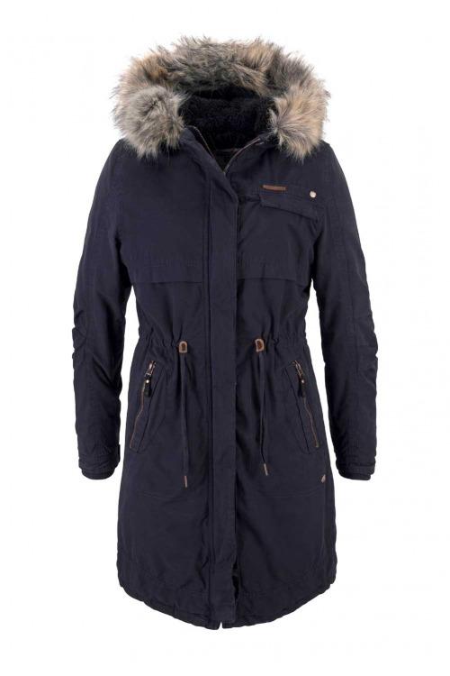 Garcia, dámská zimní parka s kapucí