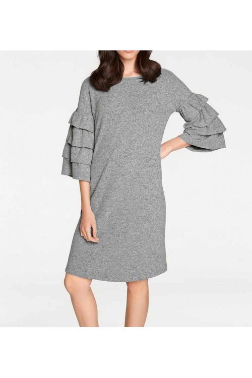 Pletené šaty, šaty z jemného úpletu Rick Cardona