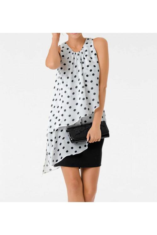 Dámské šaty levně, šaty Ashley Brooke (vel.38 skladem)